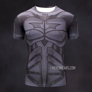 Batman Armor Compression Shirt Rashguard