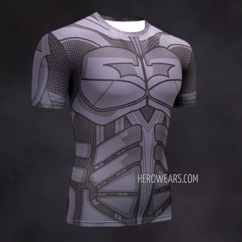 Batman Armor Compression Shirt Rashguard