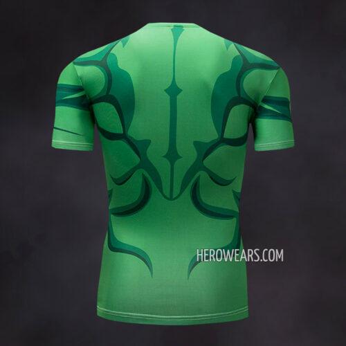 Hulk Rash Guard Compression Shirt