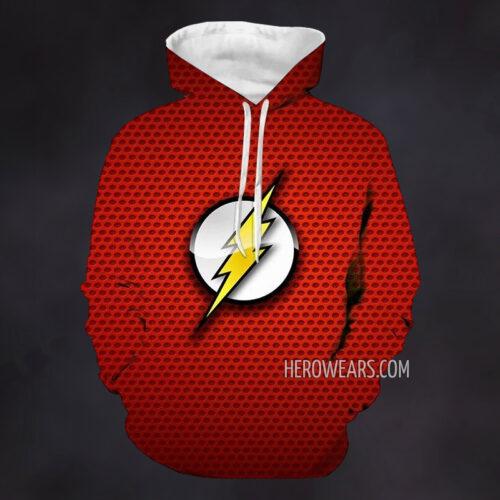 The Flash Hoodie