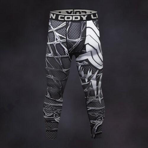 Venom Symbiote Leggings