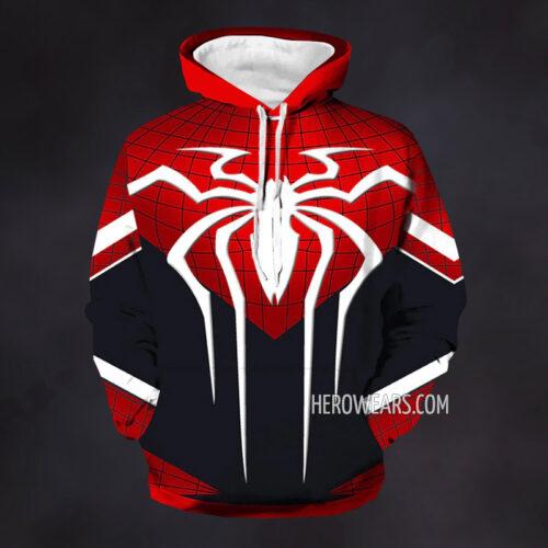 Spider Man Insomniac Hoodie