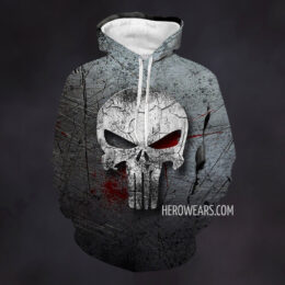 The Punisher Hoodie