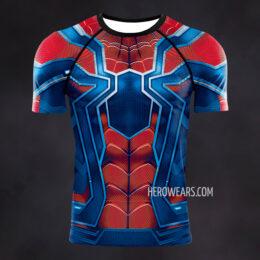 Iron Spider Compression Shirt Rash Guard