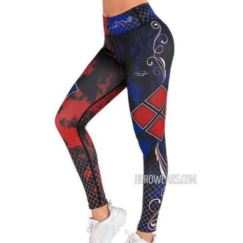 Women's Harley Quinn Leggings