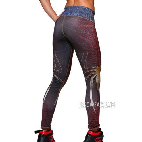 Women's Spiderman Leggings
