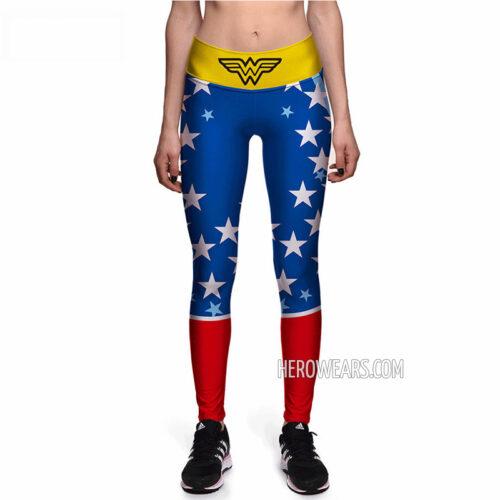 Women's Wonder Woman Leggings