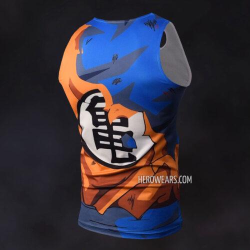 Goku Tank Top