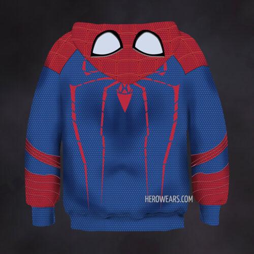 Kid's Amazing Spiderman Hoodie