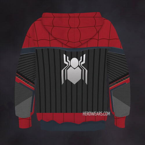 Kid's Spiderman Far From Home Hoodie