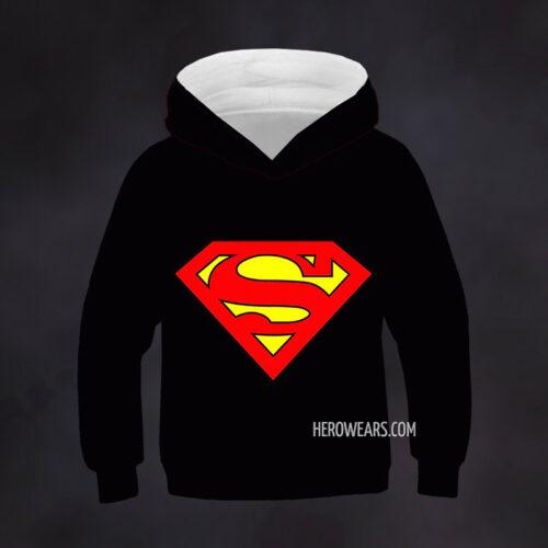 Kid's Superman Hoodie