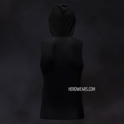 Punisher Hooded Tank Top